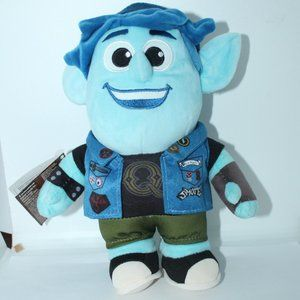 Mattel Pixar Onward Barley Lightfoot Plush Toy